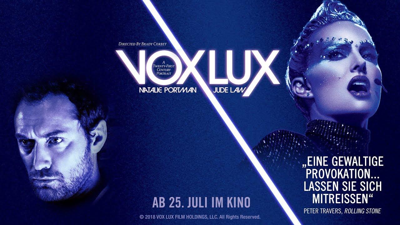 VOX LUX Trailer deutsch