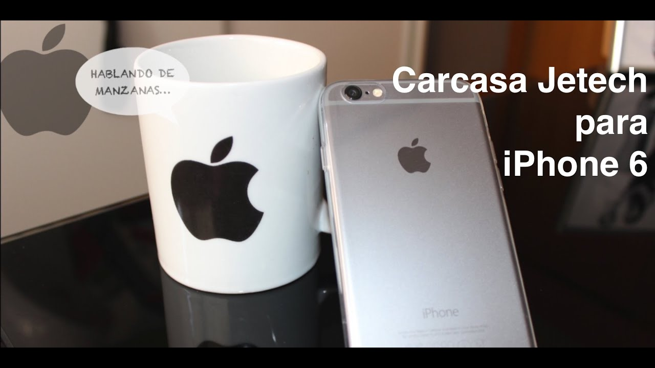 carcasa iphone 6 jetech