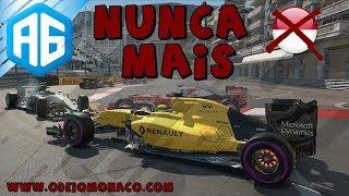 F1 2016 #122 CARREIRA - GP DE MÔNACO - NÃO ME ODEIE POR EU ODIAR MÔNACO (Português-BR)