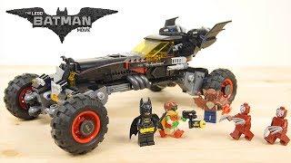 Đồ Chơi Xếp Hình LEGO Batman Movie 70905 Lắp Ráp Siêu Xe The Batmobile