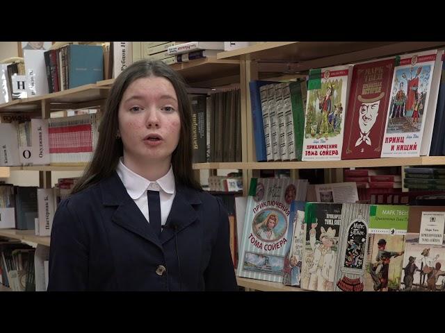 Изображение предпросмотра прочтения – ЮлияВанькова читает произведение «Книги в красном переплете» М.И.Цветаевой