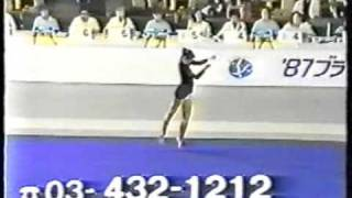 Hong Sung Hee Clubs AA Brother Cup 1987