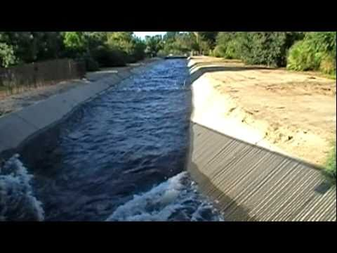 CARRIER CANAL  (Bakersfield, California)  Part 1