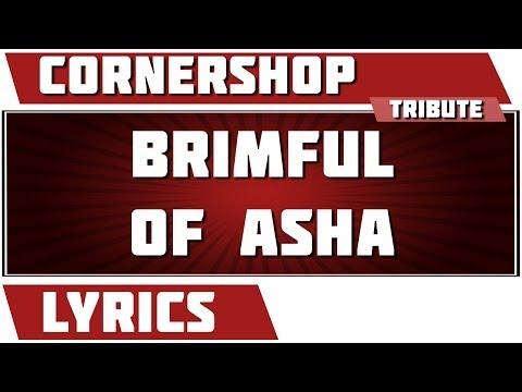 Brimful Of Asha - Cornershop tribute - Lyrics