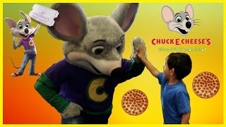 Chuck E Cheese  Ndoor Games And Activities For Kids