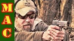 Colt Double Action 1911 Handgun the Double Eagle