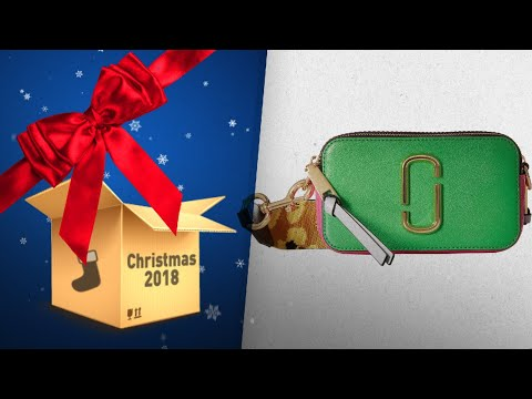 Best Of Marc Jacobs Handbags & Wallets Gift Ideas / Countdown To Christmas 2018!