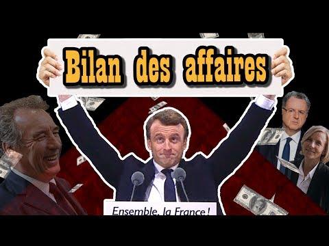 40 jours après Macron : Le Bilan des Affaires !