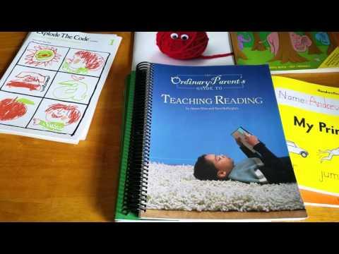 Homeschool Curriculum Review for Kindergarten