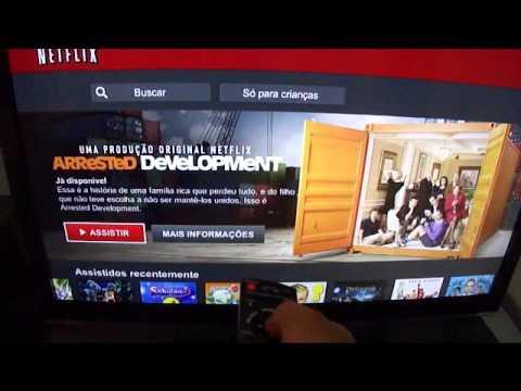 Netflix Panasonic 32