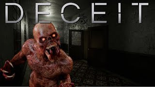 DECEIT | Horror Deduction Game | With Wahooz