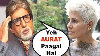 After Sajid Khan,Now Amitabh Bachchan TRAPPED In Me Too Movement By Sapna Bhavnani