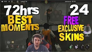 72hrs BEST MOMENTS №24 | 4000 SUBSCRIBERS SPECIAL + FREE SKINS!