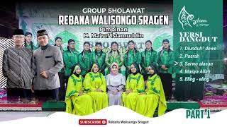 Download lagu GROUP SHALAWAT REBANA WALISONGO SRAGEN VERSI DANGDUT PART 1