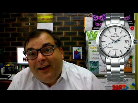 I WAS SO WRONG - Grand Seiko Snowflake - GREATEST MECHANICAL WATCH OF ALL TIME