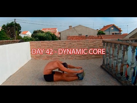 DAY 42 - 25 MIN FATBURNER WORKOUT - DYNAMIC CORE
