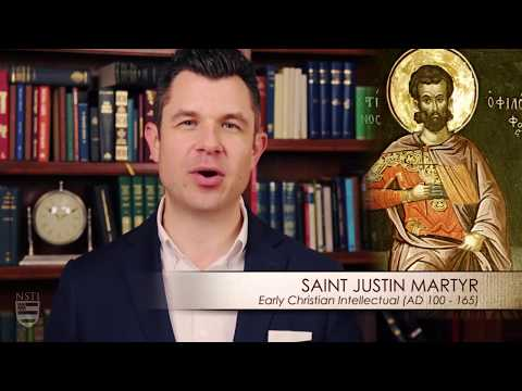 Catholic Course: St Justin Martyr and Tatian the Heretic