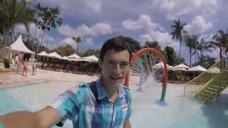 Как мы сходили в аквапарк на Бали, Чангу, Индонезия. Путешествия с детьми(Family weekend with a fun in a water park in Bali, Indonesia. Выходные с детьми в аквапарке на Бали. Мы путешествуем с детьми и об этом..., 2016-01-18T17:33:50.000Z)