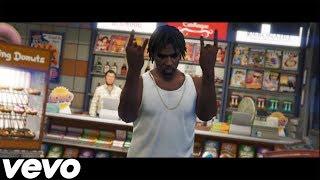 BECOMING A FAMOUS RAPPER!   GTA 5 Rapper
