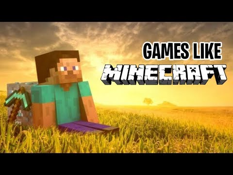 Top 5 Best Games Like Minecraft For Android