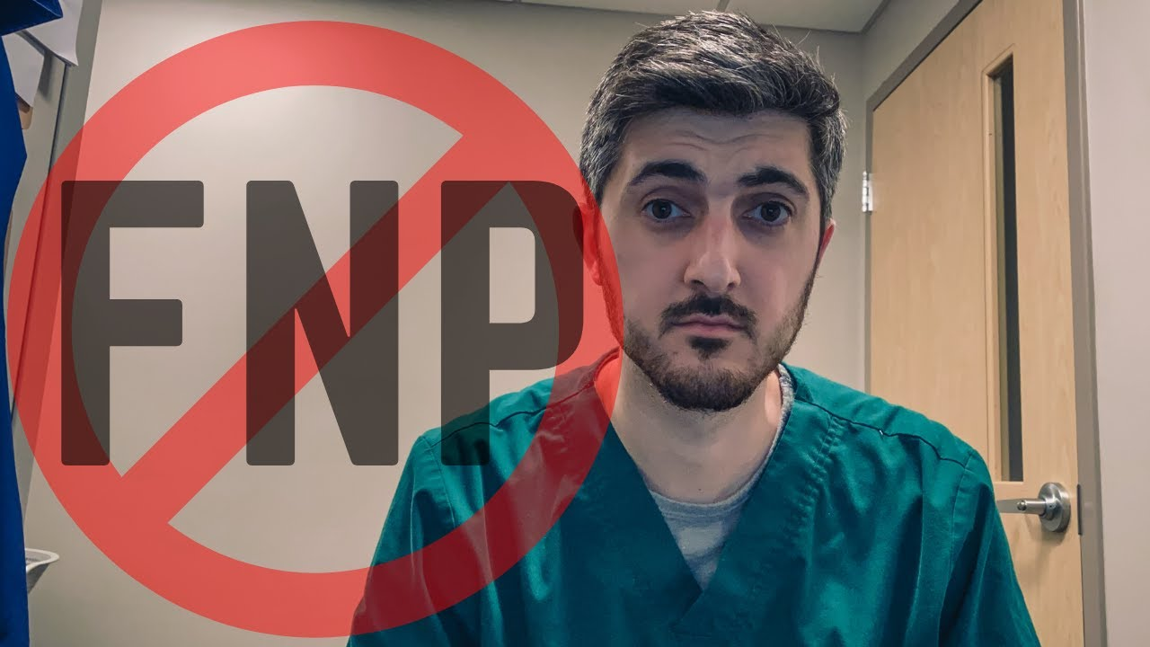 Download Five Reasons To NOT Become A Family Nurse Practitioner