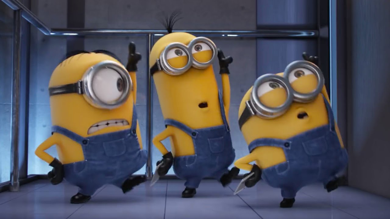 Minion Kevin Minions - Official Vivo Spot (2015) - Youtube