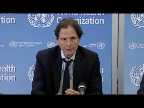 WHO: Press conference re Zika virus - 14 June  2016