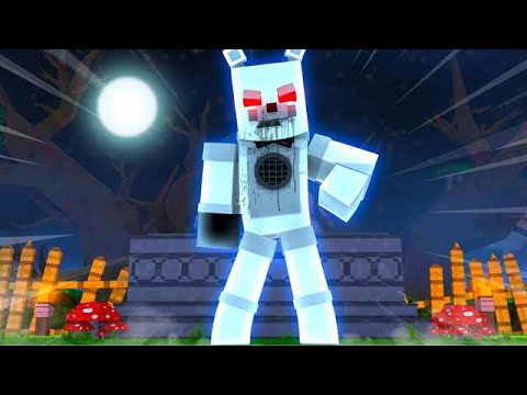The Ghost of Funtime Freddy - Minecraft FNAF Roleplay