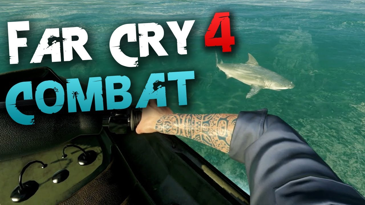 Underwater Combat/Animals & Extreme