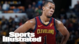 Cavaliers' Rodney Hood Refused To Play 4th Quarter Vs. Raptors | SI Wire | Sports Illustrated