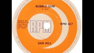 Dan Hill - Bubble gum
