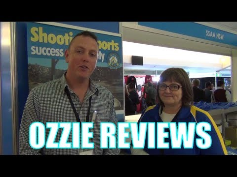 SSAA Shot Show Expo 2014 - Sporting Shooters Association of Australia ( SSAA )