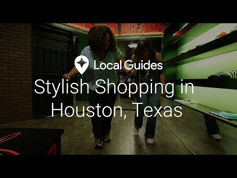 3 Places To Shop For Clothes In Houston - Shop Like A Local Ep. 6