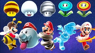 Super Mario Galaxy - All Power-Ups thumbnail