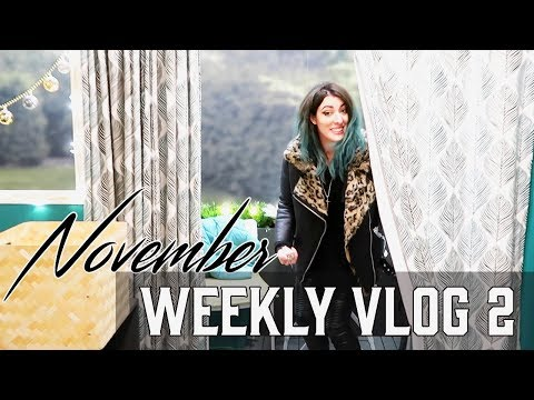 Weekly Vlog #2 | Come Shopping With Me | Emma Inks