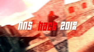 CS 1.6 - HNS HACK 2018 - STRAFE,SGS,BHOP,HELPER 101xD v2