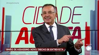 Irmão de Paulo Cupertino dá entrevista ao Cidade Alerta