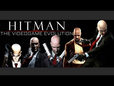 The HITMAN Saga Evolution - The Story of a Silent Assassin