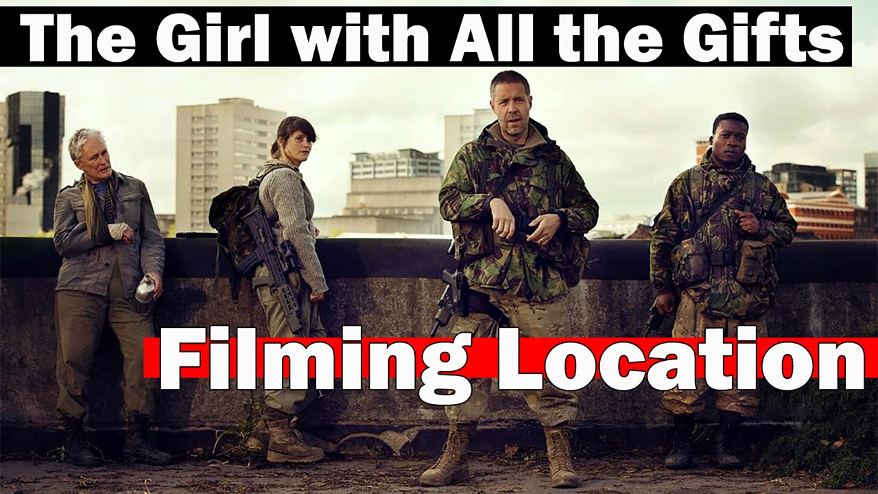The Girl with All the Gifts - Filming Location - Hanley ...