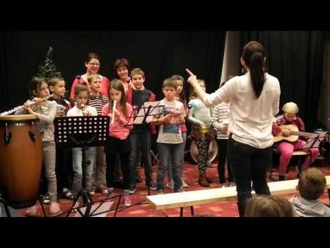 Karácsonyi dal 3. b.- Csengettyűk