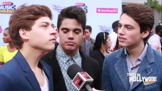 Forever In Your Mind talk being part of Disney family at RDMA