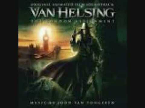 Van Helsing soundtrack elleven Final battle
