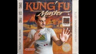 GreekGameBoyGeek - KungFu Master for the Nintendo Game Boy
