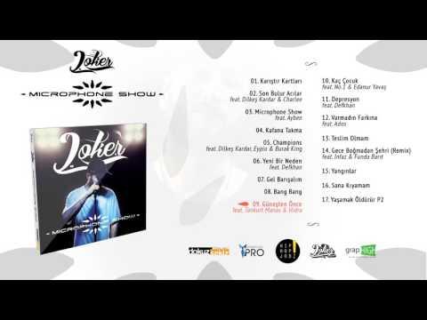 Joker - Güneşten Önce (feat. Tankurt Manas & Hidra) (Official Audio)