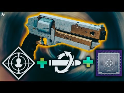 Kindled Orchid GOD ROLL (Kill Clip + Rampage + Rampage Spec) | Destiny 2 Black Armory