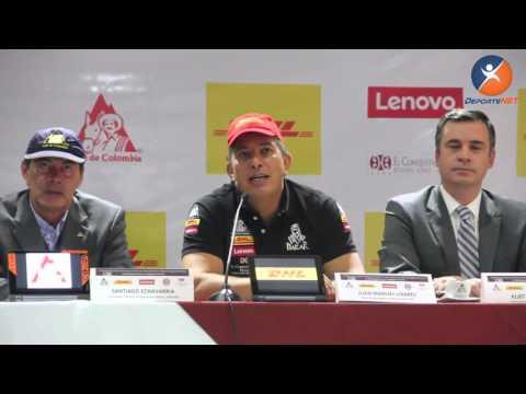 El equipo Dakar Café de Colombia de nuevo en el Rally Dakar 2016