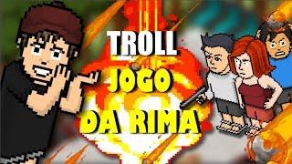 HABBO - TROLLANDO NO JOGO DA RIMA #2