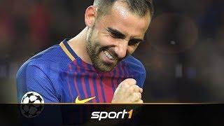 Barca-Star beim BVB im Anflug: Das ist Paco Alcacer | SPORT1
