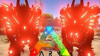 TEK WARDEN!? | ARK Survival Evolved CHIEF WARDEN VS ALL | ARK Modded Gameplay