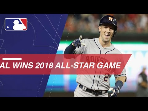 AL defeats NL, 8-6, in 2018 All-Star Game: 7/17/18